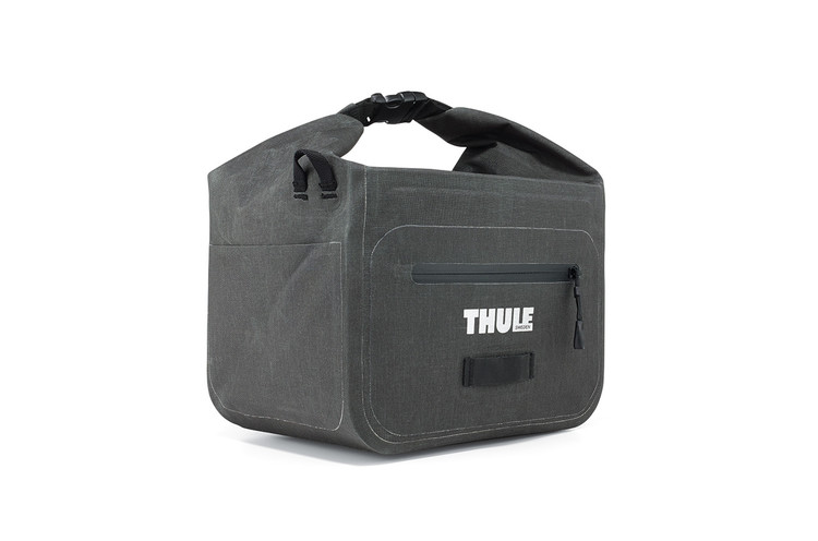 Thule Pack n Pedal Basic Handlebar Bag Black 01