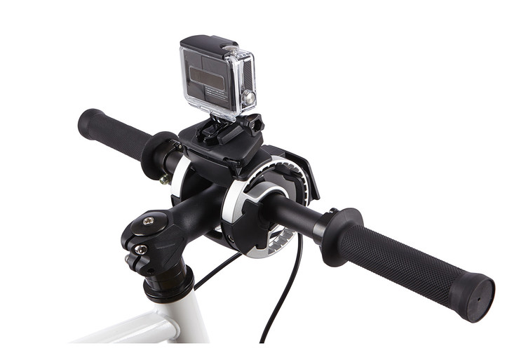 Thule Pack n Pedal Action Cam Mount Handlebar Mount 01a