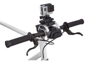 Thule Pack n Pedal Action Cam Mount Handlebar Mount 01b