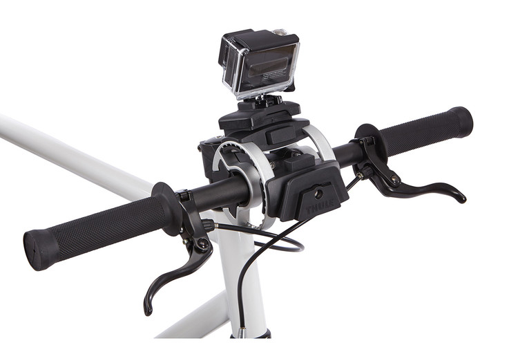 Thule Pack n Pedal Action Cam Mount Handlebar Mount 02b