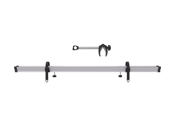 Additional rail kit to extend the Thule Sport G2 bike carrier