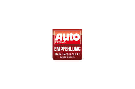Thule Excellence XT Awards Auto Zeitung
