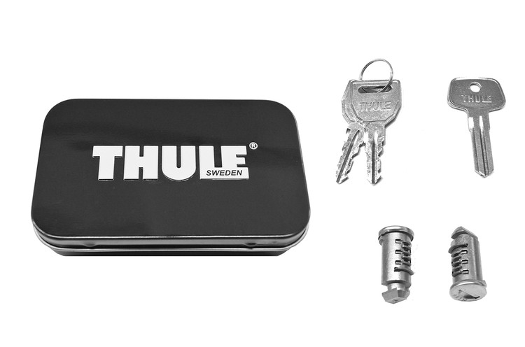 Thule 2-Pack Lock Cylinder 512