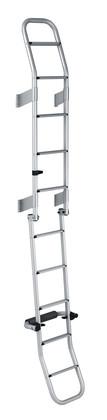 Thule Ladder Double 10 Steps Foldable Open outdoor