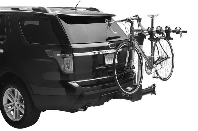 Hitch bike rack Thule Apex Swing