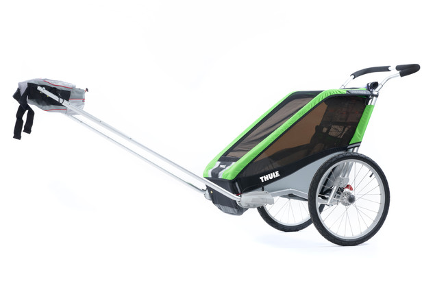 Thule Chariot Cheetah 1 green