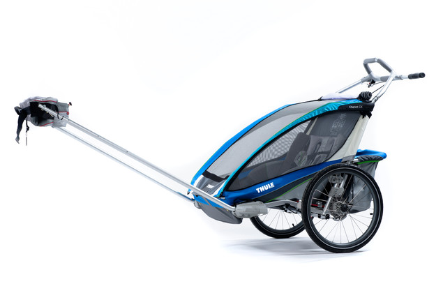 Thule Chariot CX2 Blue Hike