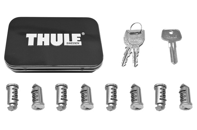 Thule 8-Pack Lock Cylinder 588