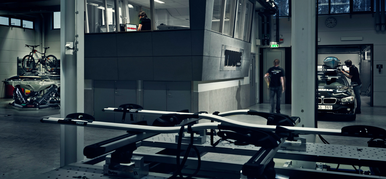 Thule Quality Test Center